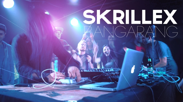 Скачать музыку skrillex bangarang на компьютер